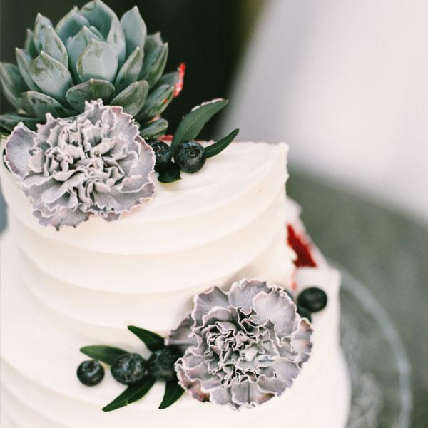 Gateau mariage provence